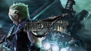 El videojuego Final Fanatsy VII Remake
