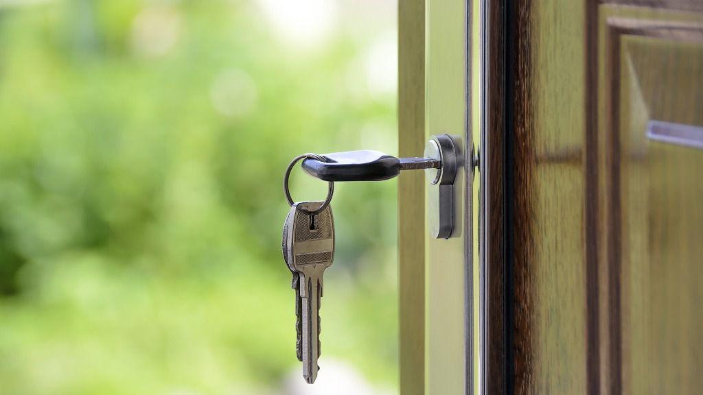 LLaves hipoteca vivienda casa se vende se alquila