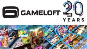20 aniversario de Gameloft