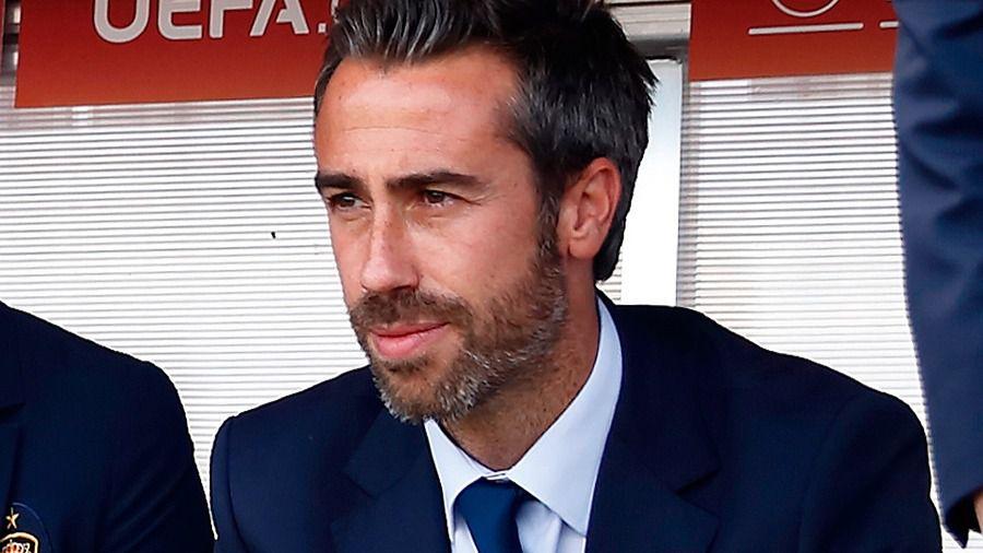 El seleccionador nacional de fútbol femenino, Jorge Vilda