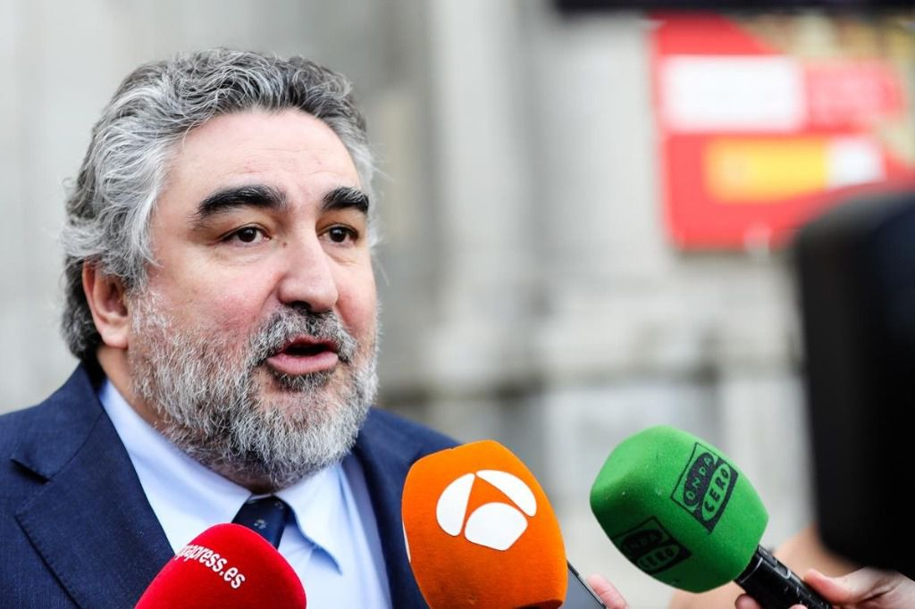 Rodríguez Uribes pide seguir los criterios de Sanidad para medidas sobre los deportistas de Tokio 2020