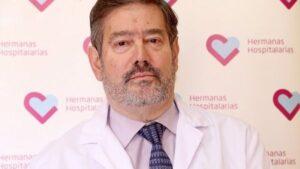 El director médico del Hospital Beata María Ana, Aurelio Capilla