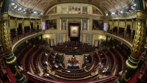 Comparecencia de Pedro Sánchez en el Congreso para explicar el estado de alarma por la crisis del coronavirus