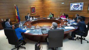 Consejo de Ministros, Pedro Sánchez y Pablo Iglesias