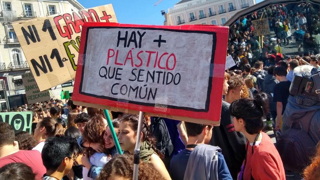 Manifestación Friday For Future