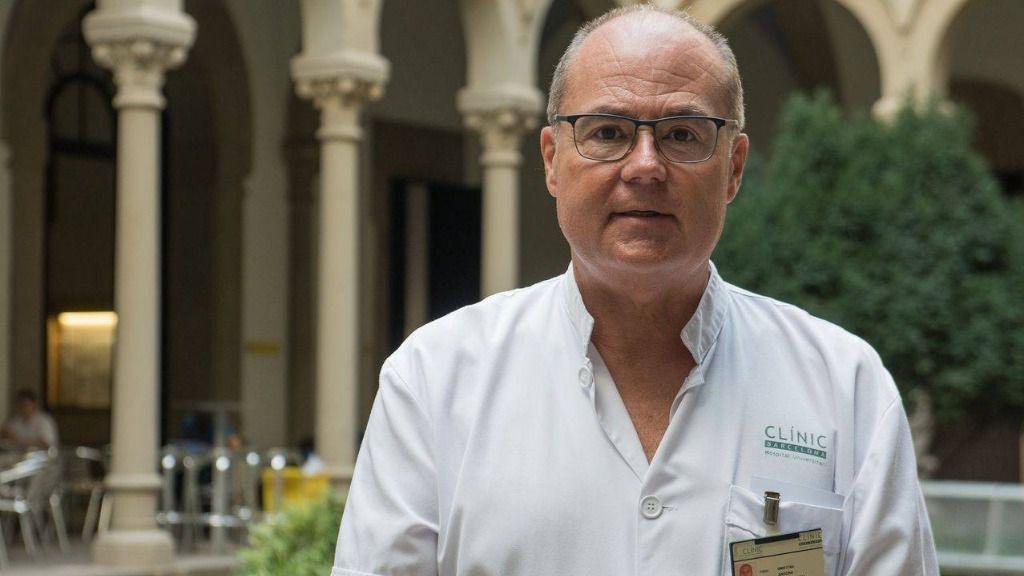 Antoni Trilla, jefe del servicio de Medicina Preventiva y Epidemiología del Hospital Clínic