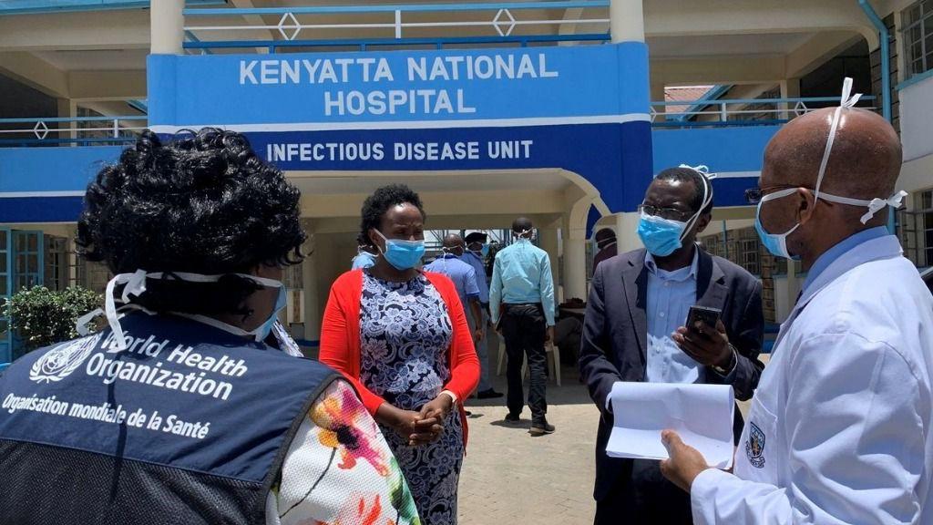 Coronavirus en Kenia