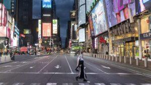 Nueva York durante el coronavirus