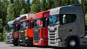 Camiones de Scania