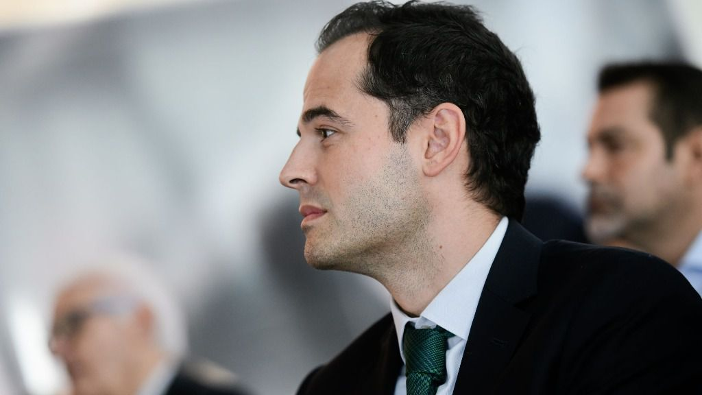 Ignacio Aguado, vicepresidente de la Comunidad de Madrid y líder de Ciudadanos en Madrid