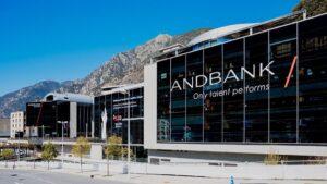 La sede central de Andbank en Escaldes-Engordany
