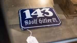 Subasta de objetos del Nazismo en Alemania