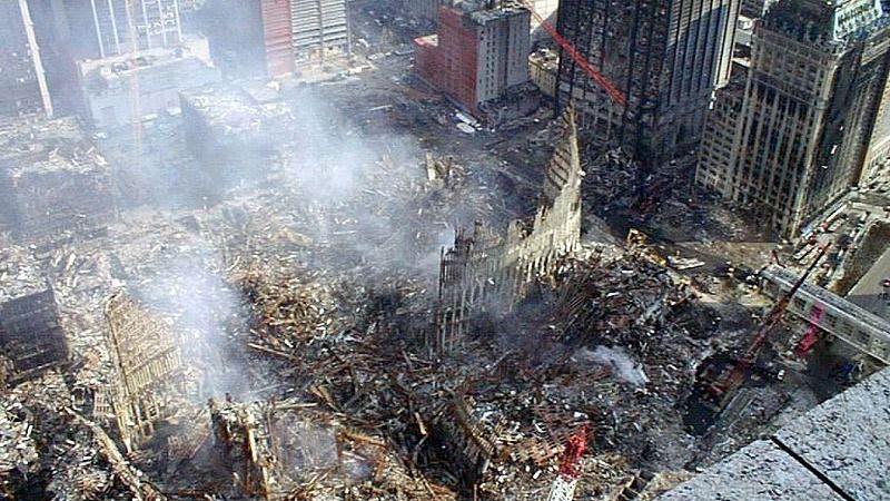 Atentados de las Torres Gemelas 11 de septiembre