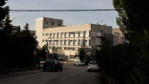 Residencia pública Doctor González Bueno
