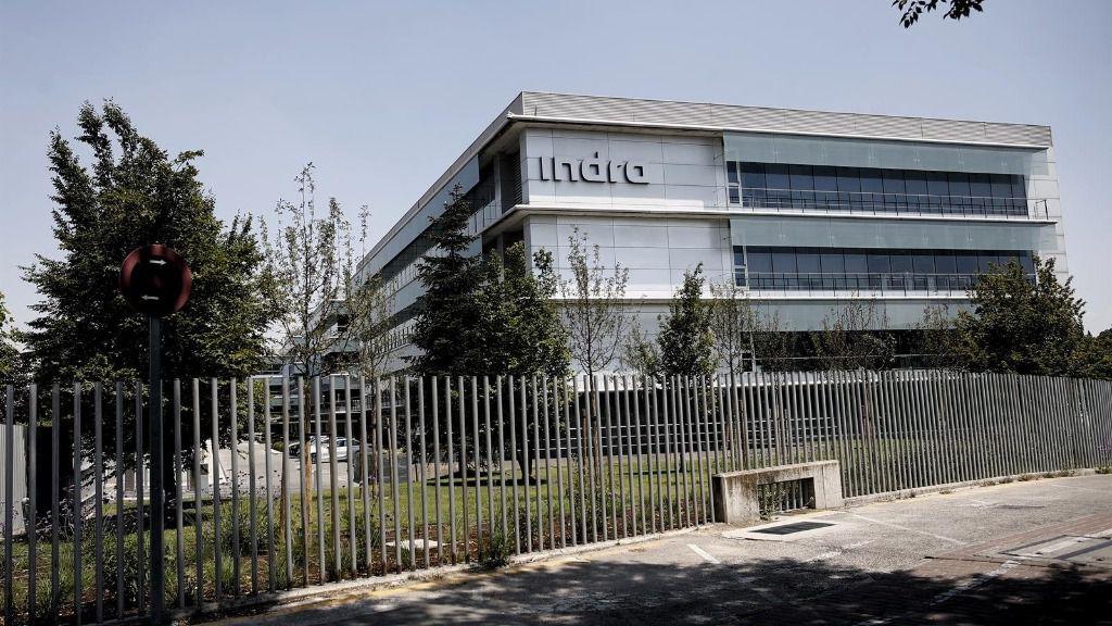 Sede de la compañía de tecnología y defensa Indra en Alcobendas