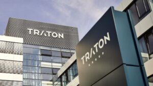 Imagen de un edificio de Traton