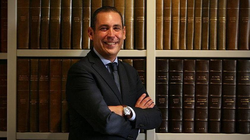 El Consejero Delegado del grupo Prisa, Manuel Mirat