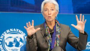 Christine Lagarde, futura presidenta del BCE