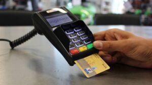 datafono compras tarjeta de credito