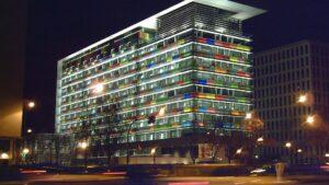 Sede del Instituto Nacional de Estadística (INE)
