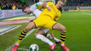Haaland (Borussia Dortmund) futbol