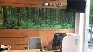 Oficina de atención al cliente de Iberdrola