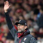 El entrenador del Liverpool Jurgen Klopp
