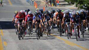 Ciclistas bicicleta bici deporte