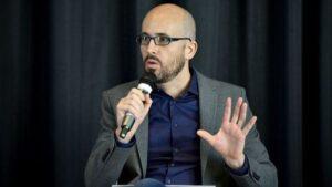 secretario de Estado de Derechos Sociales del Ministerio de Derechos Sociales y Agenda 2030, Nacho Álvarez