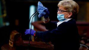 coronavirus congreso de los diputados