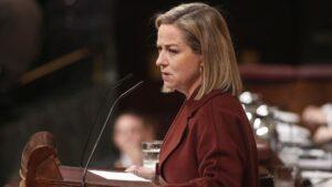 La diputada de Coalición Canarias, Ana Oramas