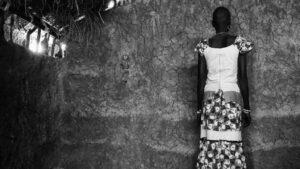Víctima de violencia sexual en Sudán del Sur