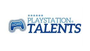 PlayStation Talents logo