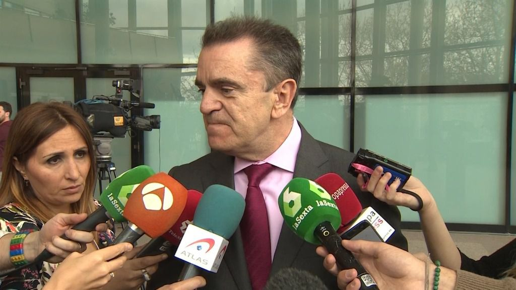 José Manuel Franco, delegado del Gobierno en Madrid.