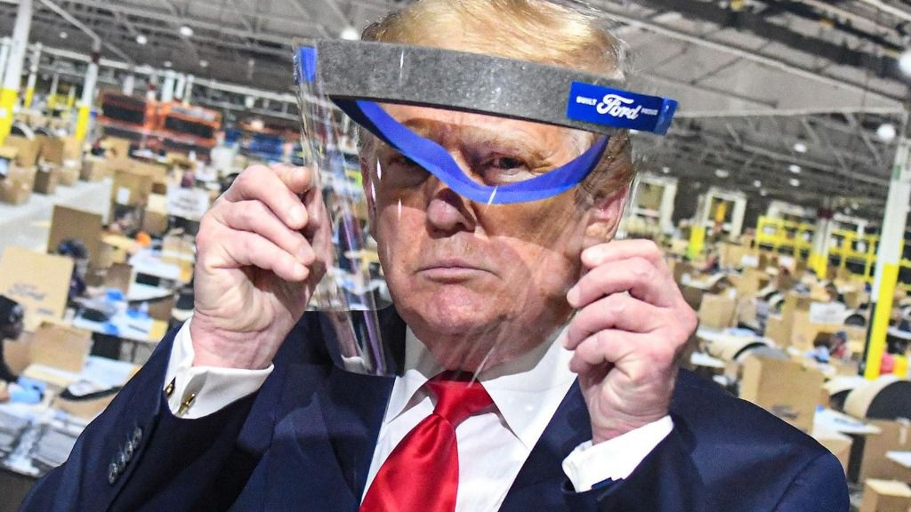 El presidente de Estados Unidos, Donald Trump.