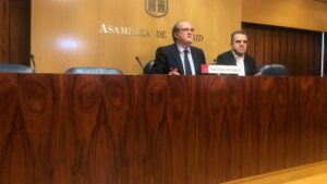 Ángel Gabilondo y José Manuel Franco