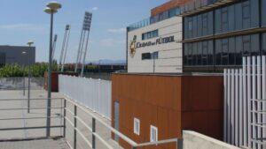 Federación espanola de futbol RFEF villar Las Rozas
