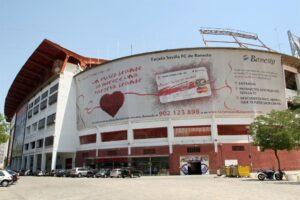 Estadio Ramón Sánchez Pizjuan del Sevilla CF