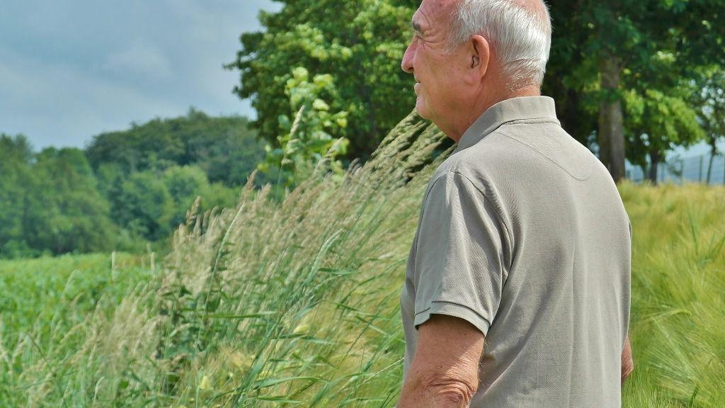 jubilado persona mayor anciano