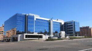 Oficinas de FCC en Madrid