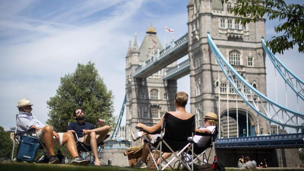 Vista del London Bridge