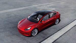 Tesla Model 3, el modelo más vendido en mayo en Reino Unido