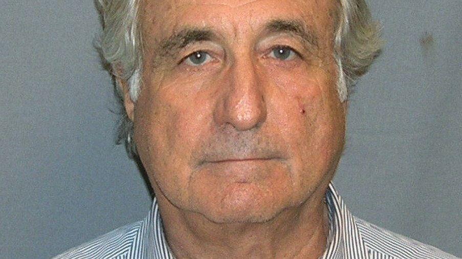 Bernard Madoff, condenado en 2009 por estafa