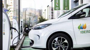 puntos de recarga coche eléctrico