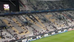 Estadio de fútbol de la Juventus de Turín