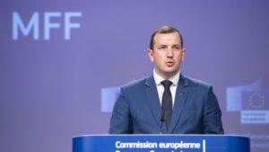 Virginijus Sinkevicius, comisario europeo para Medio Ambiente y Océanos