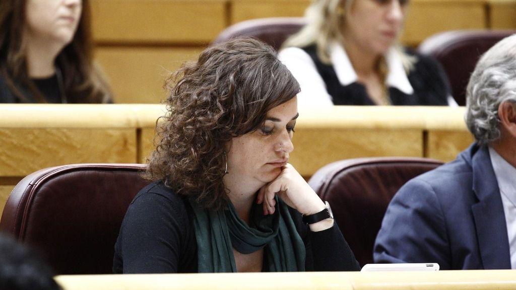 Sara Vilá, senadora de En Comú Podem