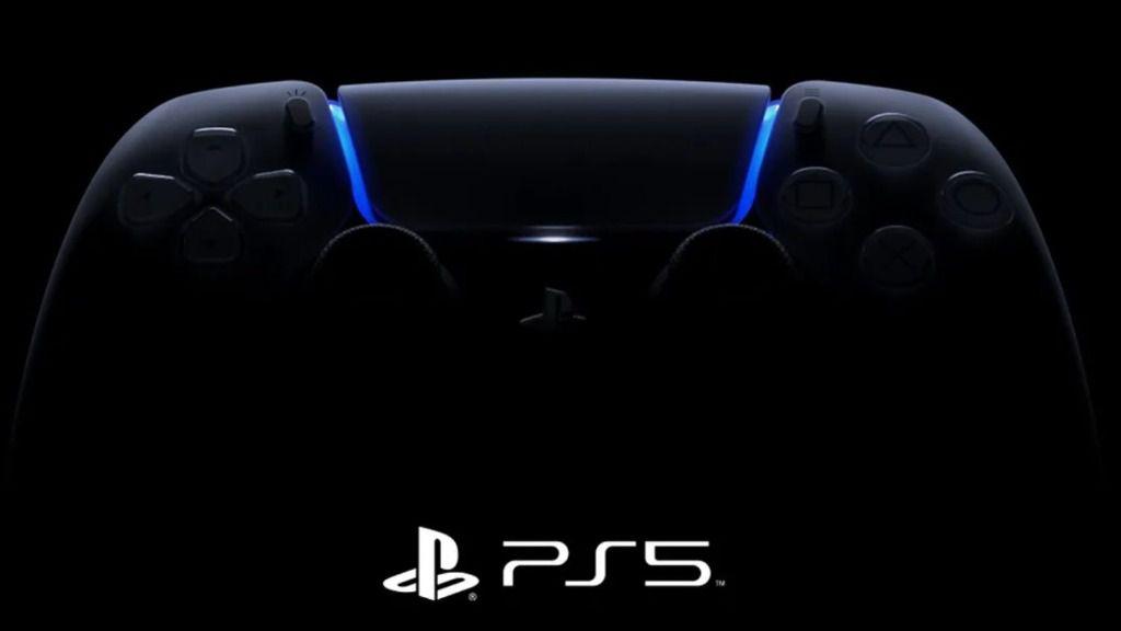 Mando de la consola PlayStation 5.