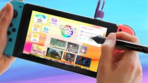 SonarPen para Nintendo Switch
