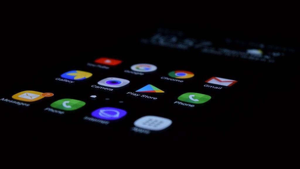 Google Play y apps.
